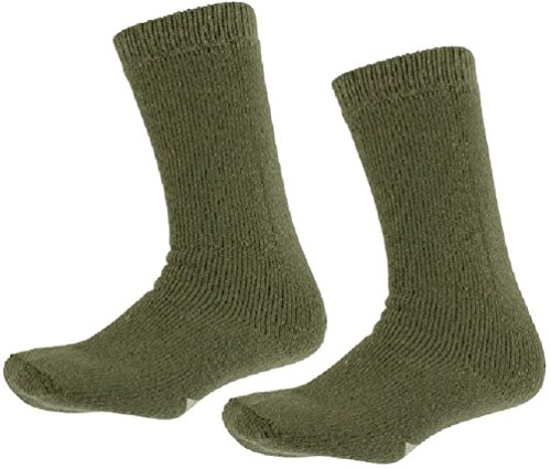 - Military Socks Winter Wigwam -40° Below Moisture Wicking Socks Od Green