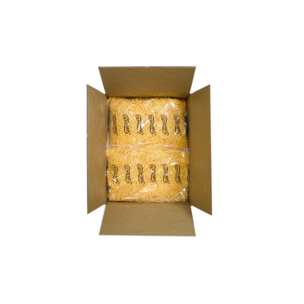 Sargento Mild Cheddar Shredded Cheese, 5 Pound -- 6 per case. by Sargento (Image #3)