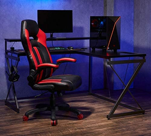 What's New In The Realspace High-Back Gaming chair Series?