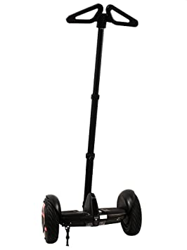Review Adjustable Handlebar for Segway miniPRO miniLITE accessory, Release Knee Pressure, Multi-Function Retractable 2-in-1 Kit Handle Bar Easy Installation (Segway not included)