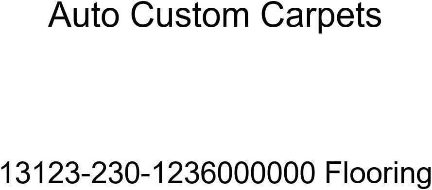 Auto Custom Carpets 13123-230-1236000000 Flooring