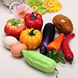 Decorative Crafts - Plastic Artificial Vegetables Modern Home Decorations - Fruit Fruits Decoration Artificial Realistic Food Plastic Vegetables Decor Decorations - For - 1PCs