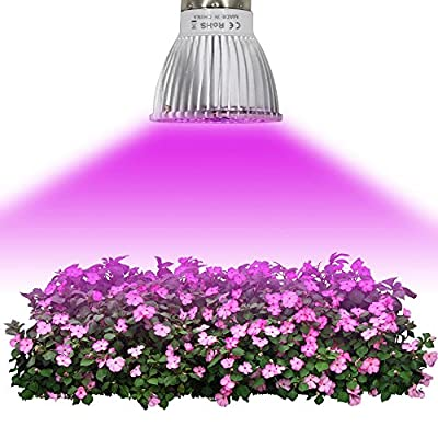 LED Light, Ikevan 2018 Newst E27 28 Led Grow Light Hydroponic Lighting With Clip Plants Lamps For Flower Hydroponics System Indoor Garden Greenhouse