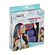 Alex Spa Color Changing Hair FX Girls Hair Color