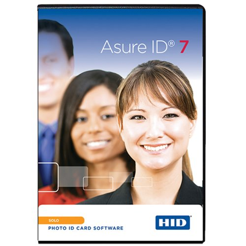 (Asure ID 7 Solo Edition Photo ID Card Software)