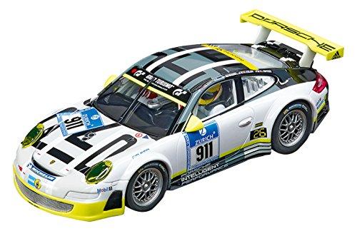 Porsche Gt3 Rsr (Carrera 30780 Digital 132 Porsche GT3 RSR, Manthey Racing Livery, No.911 Slot Car)