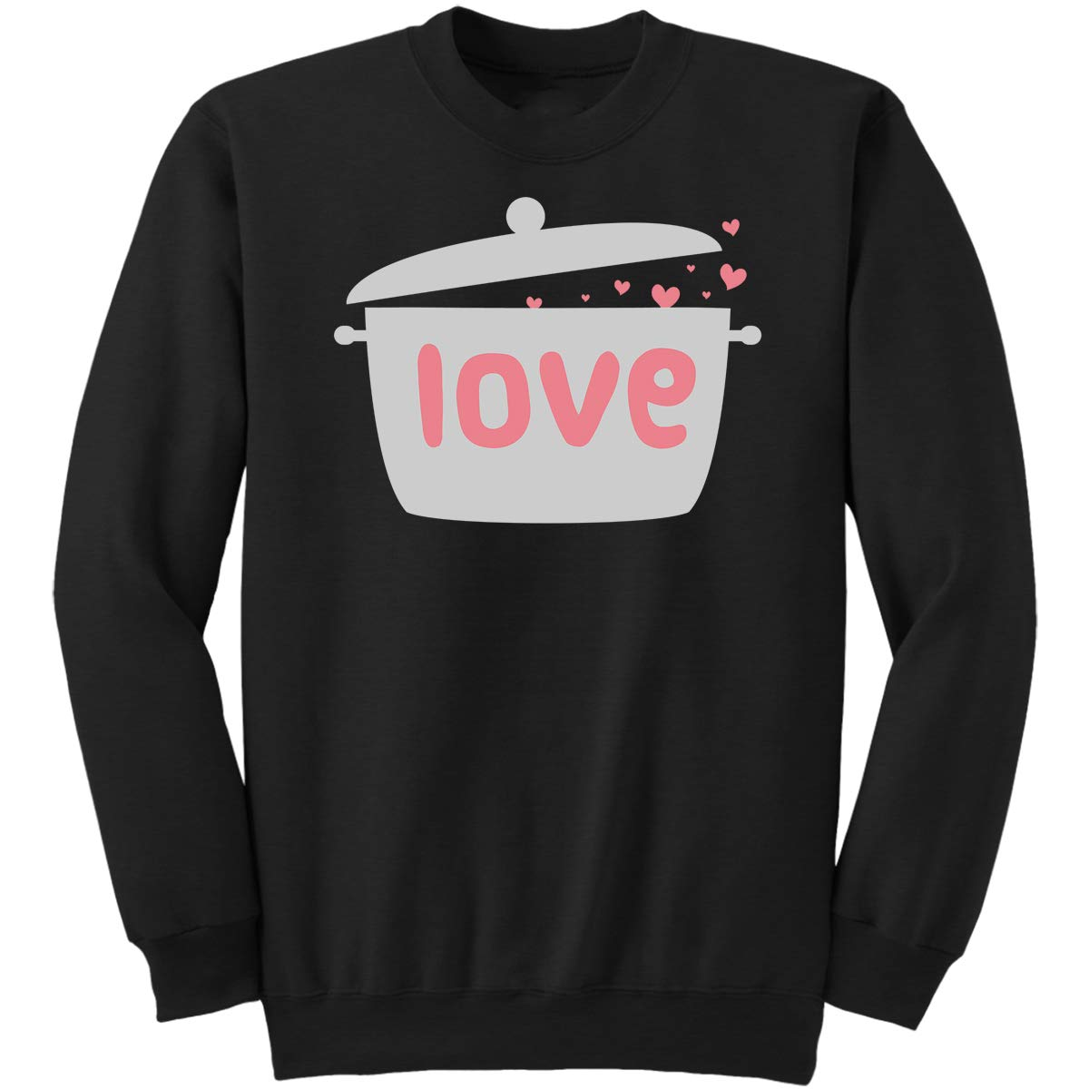 Love-Cool Cooking Gift Ideas Cute C Sweatshirt