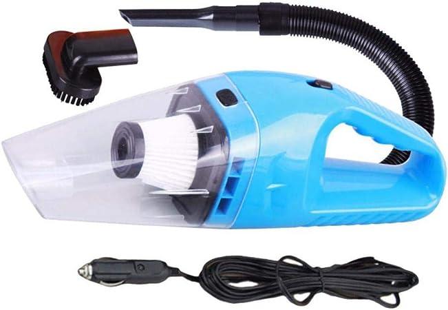 FLAMEER Aspiradora y Cable y Boquilla Grieta y Manguera Extensión y Cepillo y Boquilla Manguera Aspirador de Coche de Multifuncional para Filtro Hepa - HEPA azul: Amazon.es: Hogar
