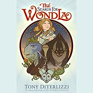 The Search for WondLa Audiobook