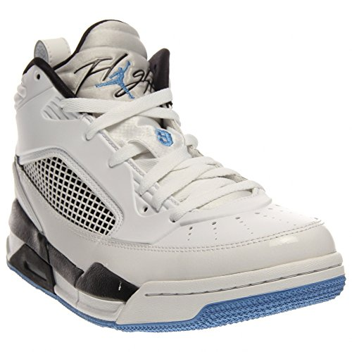 reputable site d9f2b d1e28 Nike Jordan Flight 9.5 Mens Basketball Shoes 654262-127 Size 10.5 D  (Standard Width) White Legend Blue Black - Buy Online in UAE.   Apparel  Products in the ...