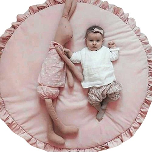 Leegor Baby Infant Creeping Mat Cartoon Playmat Blanket Play Game Mat Room Decoration Photography Props (H) by Leegor (Image #4)