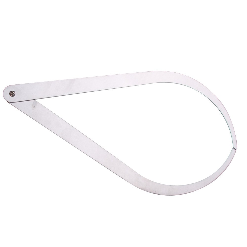 UEB Stainless Steel Caliper Pottery Clay Ceramic Measuring Tools 12 Inches