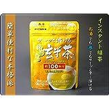 森半 サーッと溶ける抹茶入り玄米茶 60g