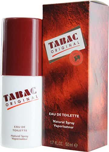 TABAC ORIGINAL by Maurer & Wirtz EDT SPRAY 1.7 OZ for MEN ---(Package Of 4)