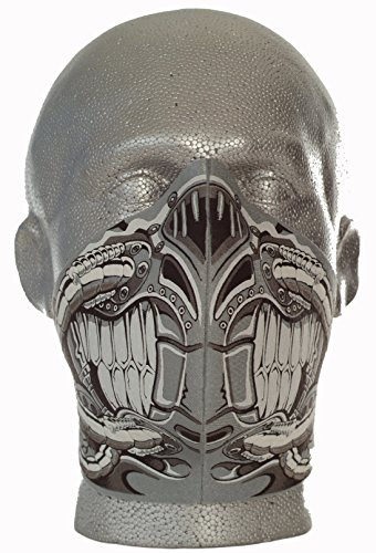 Bandero Biker Mask Terminator ()