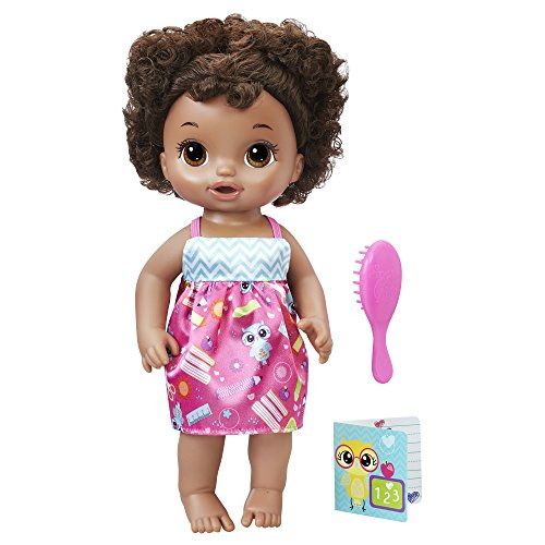 : Baby Alive Ready For School Baby (African American)