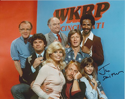 Jan Smithers WKRP Original Autographed 8X10 Photo