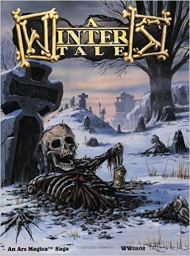 A Winters Tale (Ars Magica) by Ken Cliffe (1992-01-01) Paperback – 1656