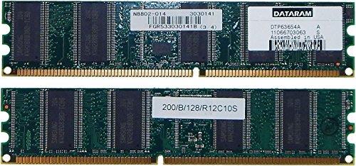 (NEC - NEC 320LB 256MB (2x128) Mem Kit N8802-014 2 x DTP63654A DDR200/128/R12C10S)