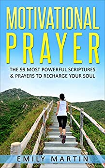 Motivational Prayer Powerful Scriptures Recharge ebook product image