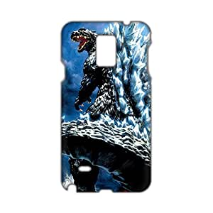 Evil-Store Wonderful Godzilla 3D Phone Case for Samsung Galaxy Note4