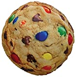 iscream Chocolate Scented Candy Chip Cookie Shaped 16'' Microbead Accent Pillow