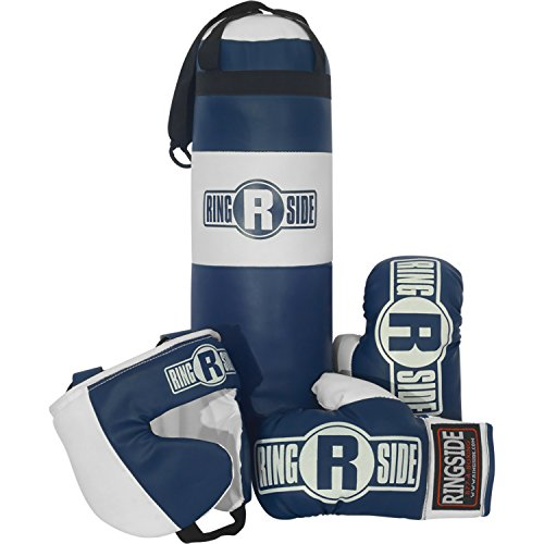 Youth Punching Bag Boxing MMA Martial Kids Standing Heavy He