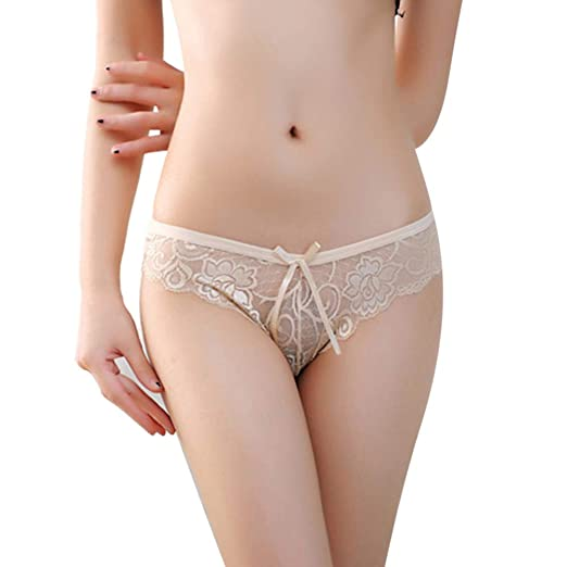 84220fe334 Hot Sale! XINDEEK Women Panties Bowknot Briefs Sexy Lace Underwear Low  Waist Lingerie G-