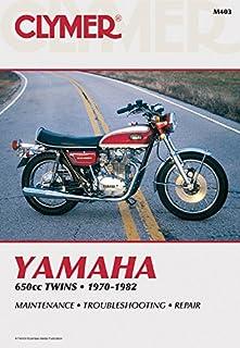 yamaha 650 twins owners workshop manual 1970 1983 john haynes rh amazon ca yamaha v star 650 service manual pdf yamaha dgx 650 owners manual