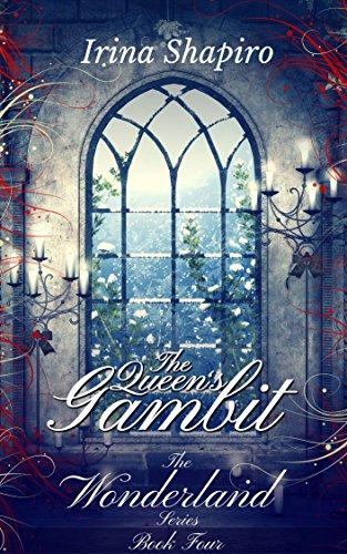 Queens Gambit Wonderland Book ebook product image