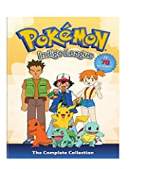 Pokemon Season 1: Indigo League: The Complete Collection (DVD)Take a trip back to the very beginning, when the adventures were just getting started! Ash Ketchum is a brand-new Pokemon Trainer, and on his first day he gets his very first Pokem...
