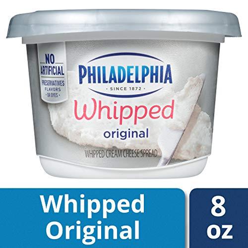 Cream Cheese Whipped - Expect More Philadelphia Plain Whipped Cream Cheese Spread,1 ct. / 8 oz
