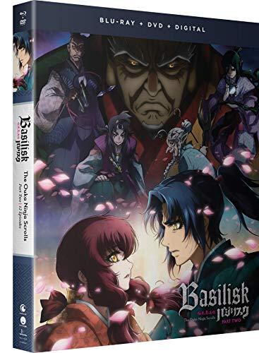 Basilisk: The Ouka Ninja Scrolls - Part Two -