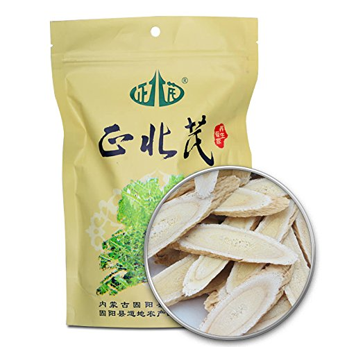 Herbs Astragalus Root Powder (Top Grade Astragalus Root Sliced Raw From Inner Mongolia grassland Herbal tea 正北芪)