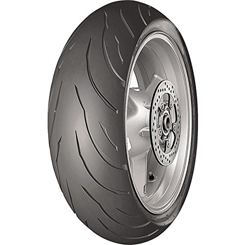 Continental ContiMotion Sport/Touring Motorcycle Tire Rear 180/55-17 by Continental
