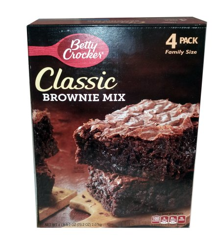 Betty Crocker Classic Brownie Mix