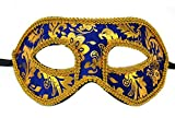 Best Halloween Masquerades - Making up Men's Masquerade Christmas Halloween Ball Party Review