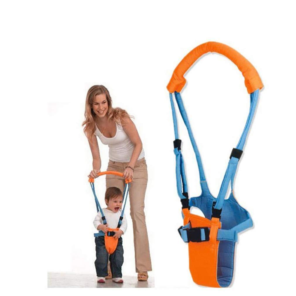 Orange veklblan 1 St/ück Geht Harness-Wanderer F/ür Baby-Kleinkind Adjustable Seat-Belt Harness EIN Kind Walker Lernen Spielzeug