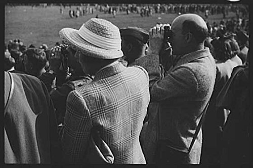 HistoricalFindings Photo: Point to Point Cup Race,Maryland Hunt Club,Worthington Valley,Glyndon,FSA,13 (Hunt Maryland Valley)