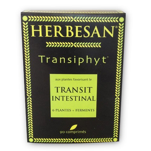 Herbesan Transiphyt for Digestive & Intestinal Comfort 90 Capsules Review