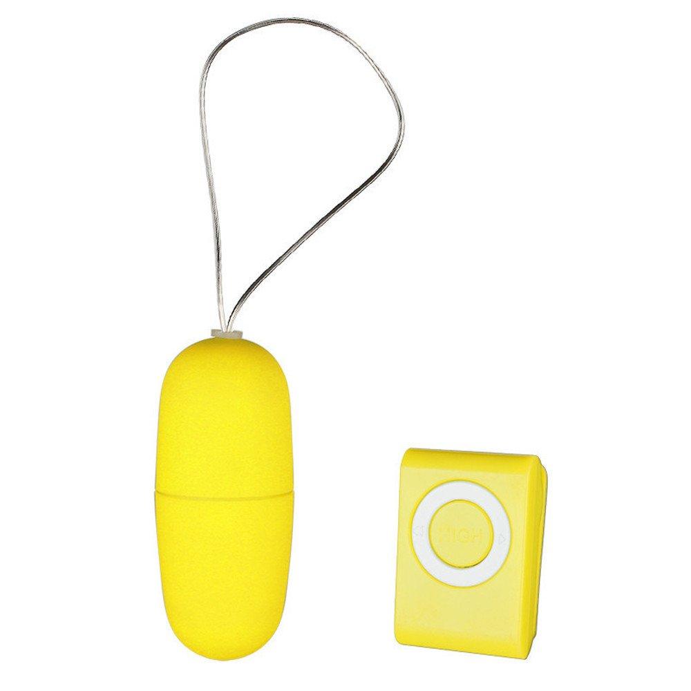 Kolylong Vibrant Boule de Geisha Vibromasseur pour Femme clitoridien Télécommande MP3 sans Fil