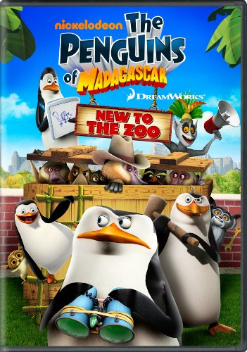Penguin Zoo - The Penguins Of Madagascar: New To The Zoo