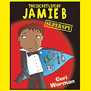 The Secret Life of Jamie B Audiobook