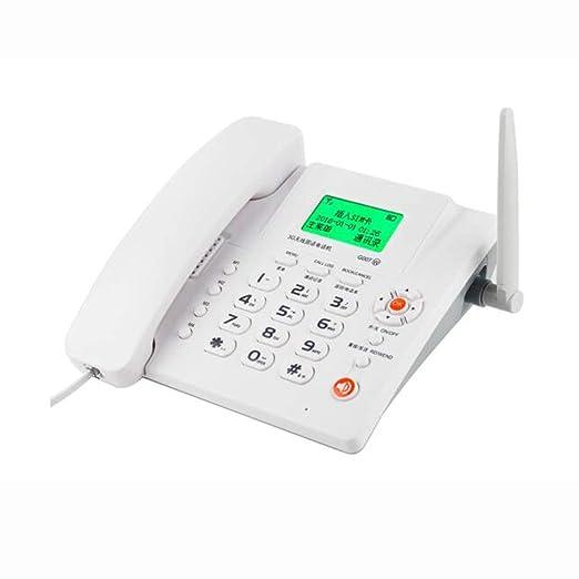 MSNDIAN Tarjeta de teléfono Tarjeta inalámbrica Teléfono ...