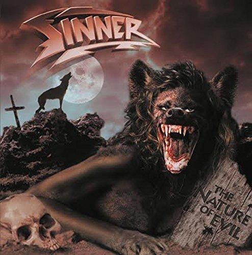 CD : Sinner - Nature Of Evil (CD)
