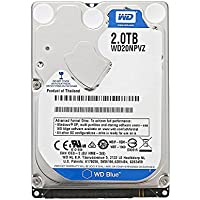 WD New Blue 15mm Internal Hard Drive for TiVo Bolt/Server/mini-ITX/Desktop/Machine 2.5-inches Model WD20NPVZ