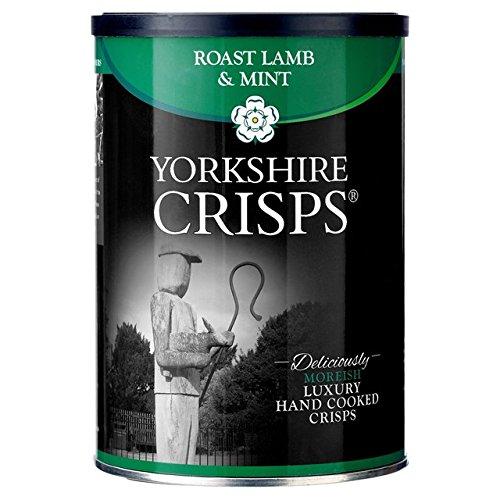 Yorkshire Crisps Roast Lamb And Mint Flavour (Lamb Roast)