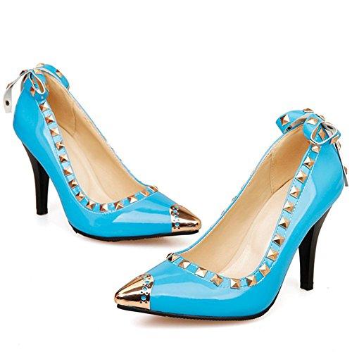 Vestir de DoraTasia Azul para Zapatos Mujer q4wYxOER