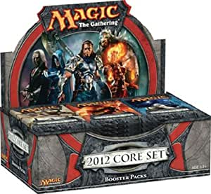 Magic The Gathering: 2012 Core Set: Booster Box [Toy]