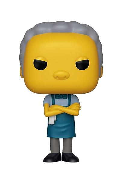 Funko SimpsonsMoe Figura Figura PopAnimation Funko PopAnimation kuOPXZiTw